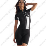 2015 Team ASSOS Cycling Kit For Women Black