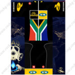 2015 Team MTN cervelo South Africa Cycling Kit