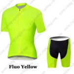 2016 Pro Cycling Kit Fluo Yellow