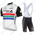 2016 Team Dimension data Deloitte South Africa Cycle Bib Kit