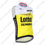 2016 Team LOTTO JUMBO Cycling Sleeveless Vest