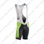 2016 Team NW Northwave Riding Bib Shorts Bottoms Green