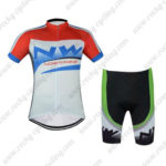 2016 Team NW Northwave Riding Kit Red Blue White