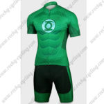 2015 The Green Lantern Cycling Kit