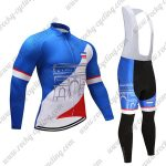 2018 Team Tour de France Cycling Long Bib Suit