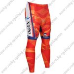 2018 Team VINI FANTINI NIPPO Cycling Long Pants Tights Colorful
