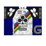 2013 Team COLNAGO CAMPARI Cycling Jersey Shirt White Black