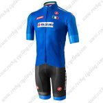 2019 Team SUZUKI Castelli Cycling Clothing Riding Kit Blue