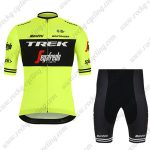 2019 Team TREK Segafredo Santini Riding Outfit Kit Yellow Black