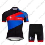 2019 Team Wilier Cycling Clothing Riding Kit Black Blue Red