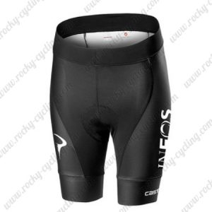 2019 Team Castelli INEOS Womens Cycling Clothing Lady Riding Padded Shorts Bottoms Black